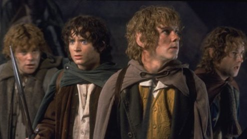 Lord of The Rings: Fellowship of  The Ring izle